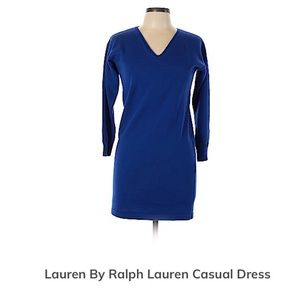 Lauren by Ralph Lauren sweater dress
